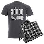 Adobo Men's Charcoal Pajamas