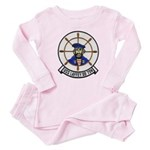 USS LAFFEY Baby Pajamas