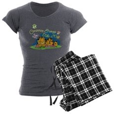 Conserve Energy Women's Charcoal Pajamas