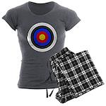 Archery Women's Charcoal Pajamas