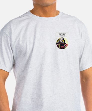 Hold Your Queen Ash Grey T-Shirt