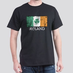 Ireland Flag Dark T-Shirt