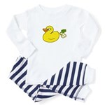 Farting Duck Infant Bodysuit