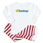 hadoop_elephant_rgb2 Baby Pajamas