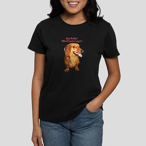 Your Sign? Women's Dark T-Shirt