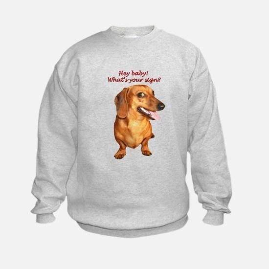 Your Sign? Sweatshirt