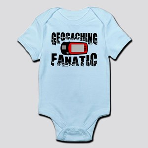 Geocaching Fanatic Infant Bodysuit