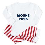 Jewish - Moshe Pipik - Baby Pajamas