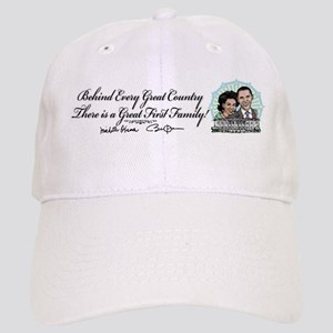 Obama First Family Cap