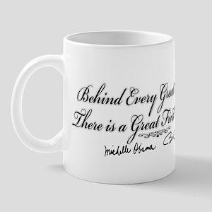 Obama First Family Mug