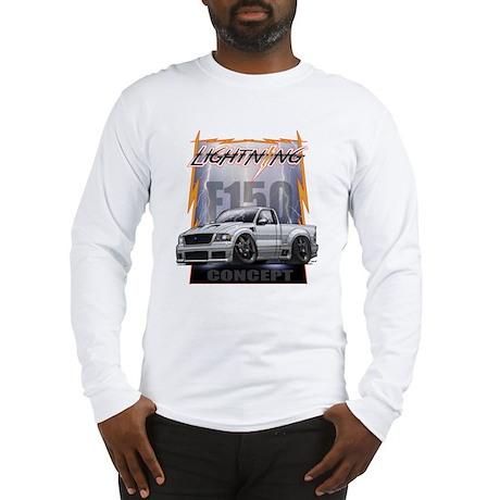 Lightning Concept Long Sleeve T-Shirt