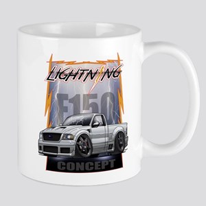 Lightning Concept Mug