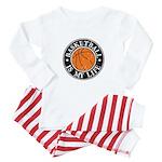 Basketball Is My Life Baby Pajamas