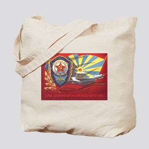 CCCP Airforce Tote Bag