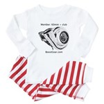 Boost Gear - 60mm + Club - Racing Baby Pajamas