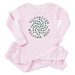 Visualize Whirled Peas 2 Baby Pajamas