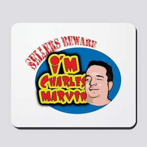 Charles Marvin Mousepad