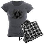 ALF 04 - Women's Charcoal Pajamas