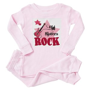 de2e566d2c Rockers Baby Pajamas - CafePress
