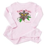 Racing Beauty Baby Pajamas