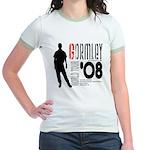 Mark Gormley Jr. Ringer T-Shirt