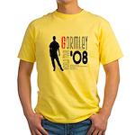 Mark Gormley Yellow T-Shirt
