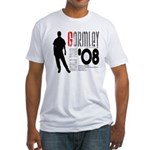 Mark Gormley Fitted T-Shirt