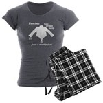 Straitjacket Women's Charcoal Pajamas