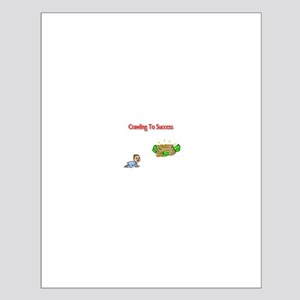 Baby Humor Small Poster