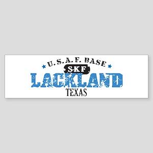 Lackland Air Force Base Bumper Sticker