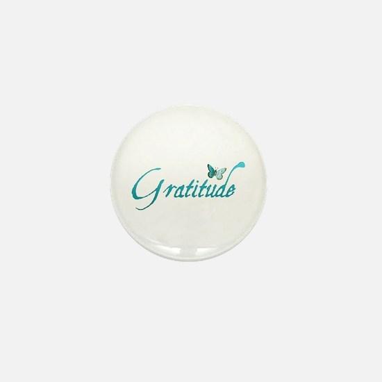 Gratitude Mini Button