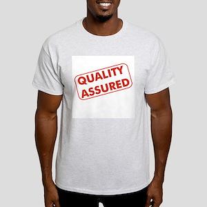 Quality Assured Light T-Shirt
