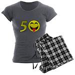 50 Women's Charcoal Pajamas
