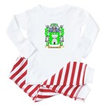 Carbonnel Baby Pajamas