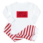 Doe Slayer Baby Pajamas