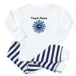 Teach Peace Infant Creeper