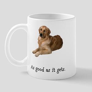 Good Golden Retriever Mug