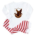 10TH SPECIAL FORCES GROUP AIRBORNE Baby Pajamas
