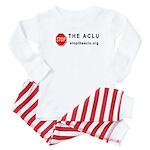 STOP- T-SHIRT Baby Pajamas