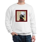 Black Labrador Retriever Chef Sweatshirt