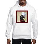 Black Labrador Chef Hooded Sweatshirt