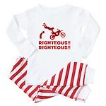 RIGHTEOUS!! Baby Pajamas