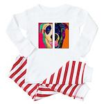 American Bulldog Baby Pajamas