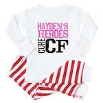 Hayden's Heroes Baby Pajamas