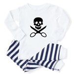 The Jolly Cropper Baby Pajamas