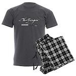 Challenger Men's Charcoal Pajamas