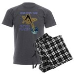 Gifts for the Members Men's Charcoal Pajamas