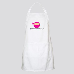 Girls Make Better Ninjas BBQ Apron