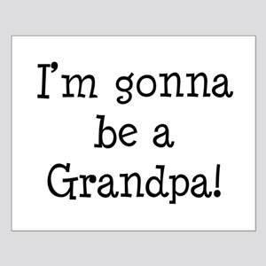 Gonna Be Grandpa Small Poster