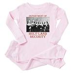 Holy-Land Security Baby Pajamas